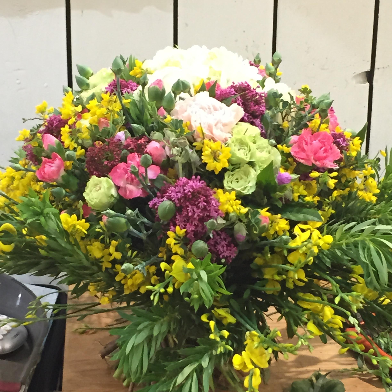 Bouquet de fleurs montpellier fleur par nature fleuriste for Fleurs de fleuriste
