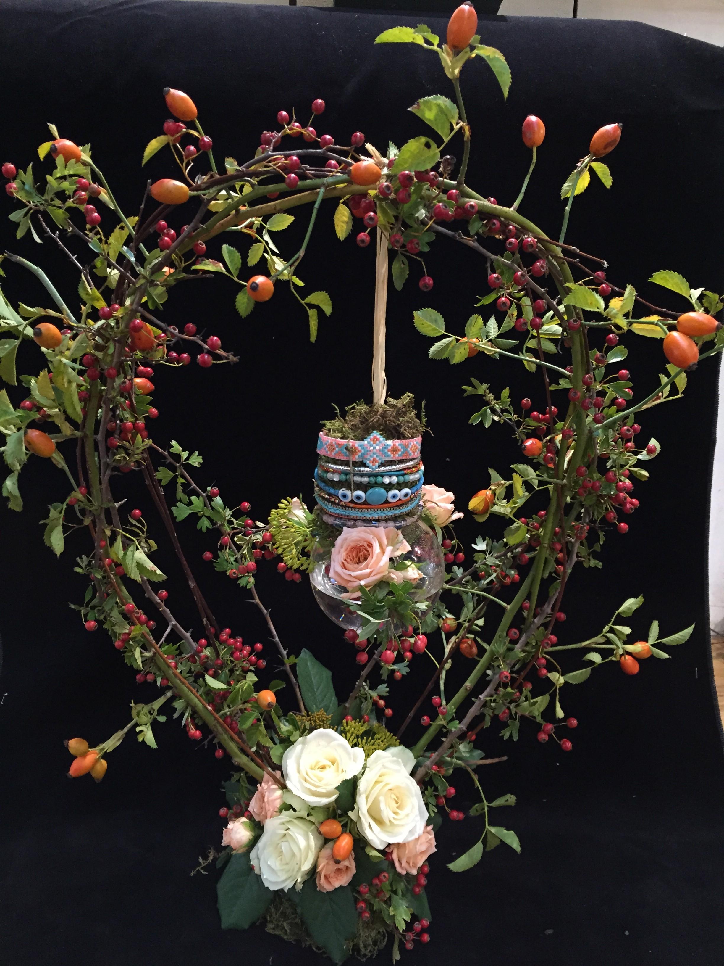 professionnel fleur par nature by benjamin jean. Black Bedroom Furniture Sets. Home Design Ideas