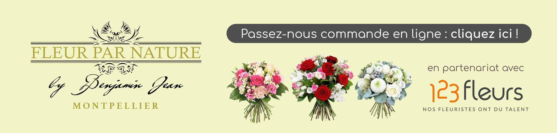 commander de fleurs en ligne montpellier
