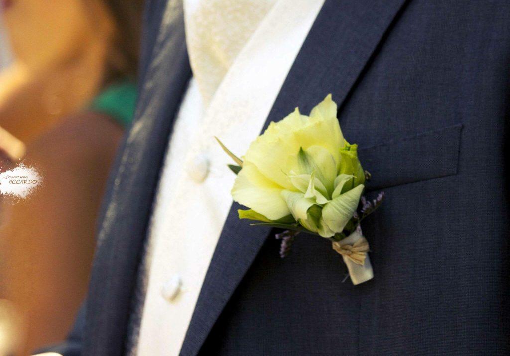 boutonnière  fleur par nature montpellier