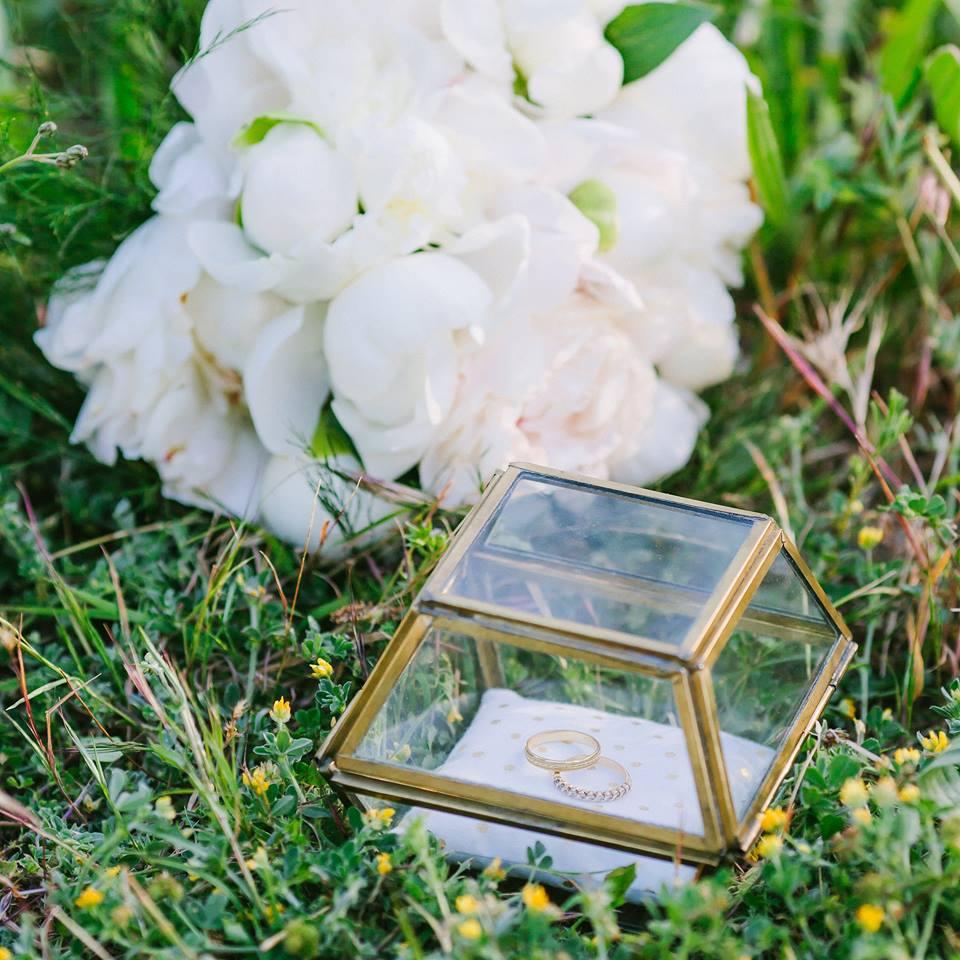 bouquet de mariée pivoine blanc  fleur par nature montpellier