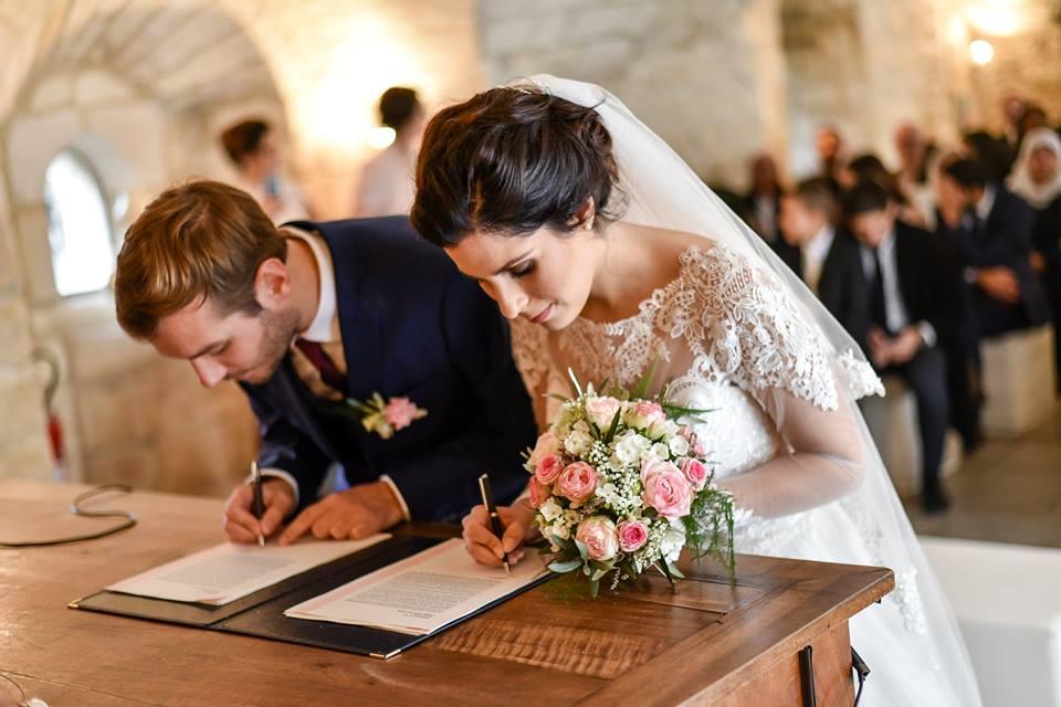 bouquet de mariée pastel  fleur par nature montpellier