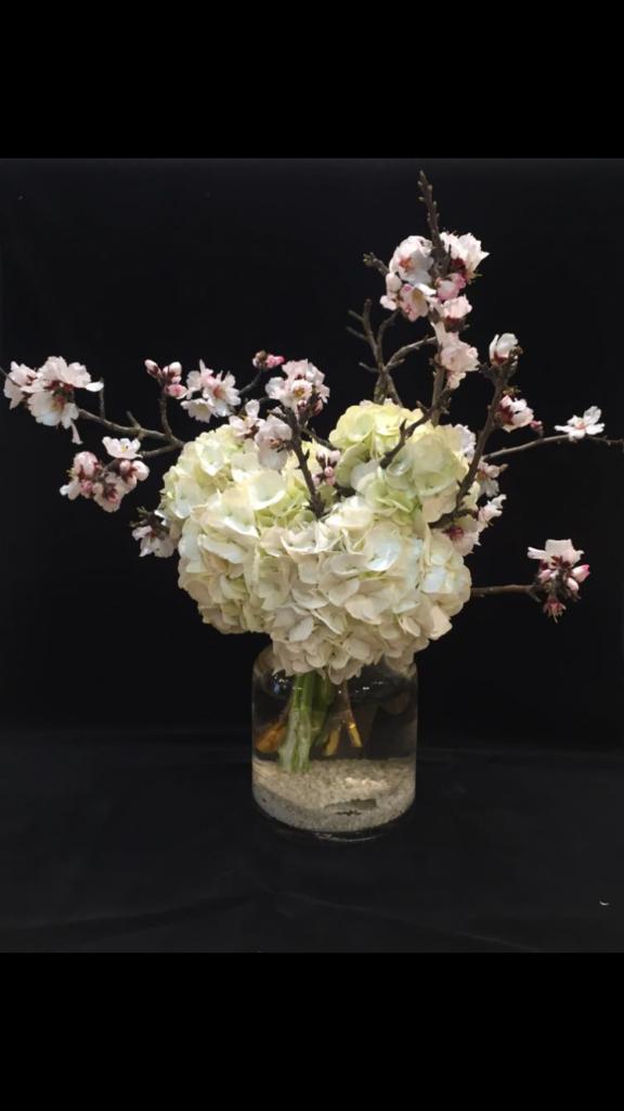 bouquet nature Abonnement professionnel événementiel