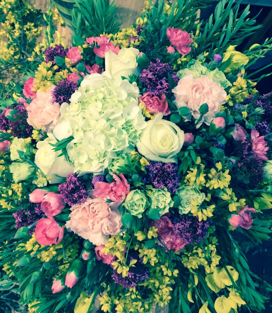 arche fleurie fleuriste montpellier livraison fleur par nature