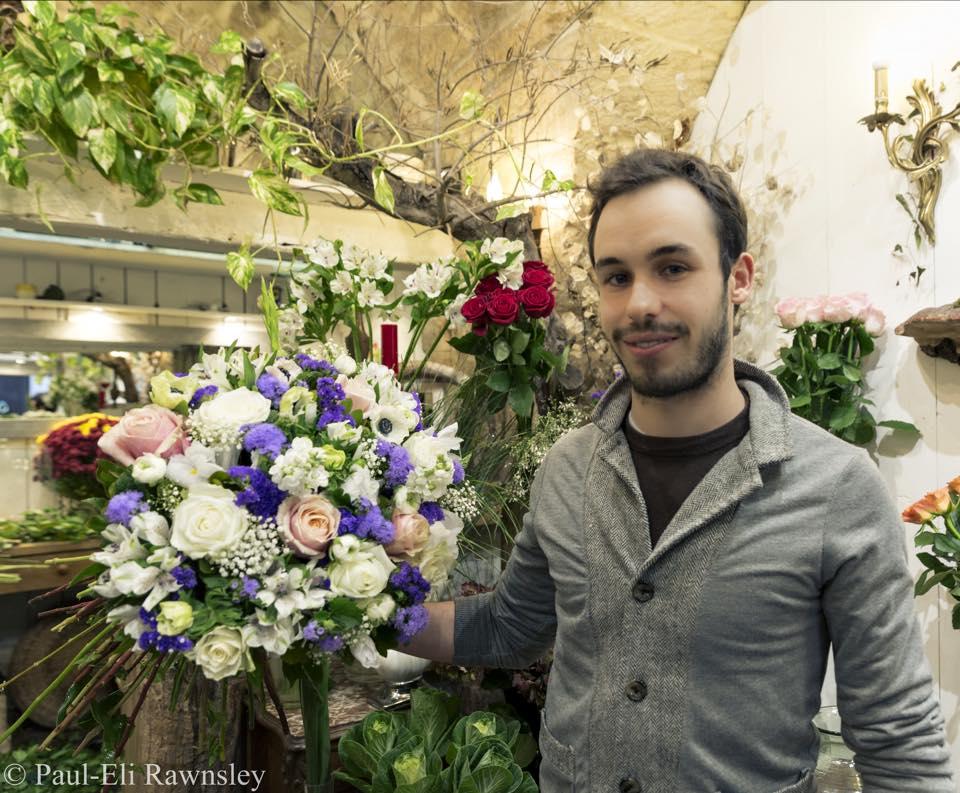 bouquet de fleurs Boutiques fleur benjamin jean fleuriste montpellier