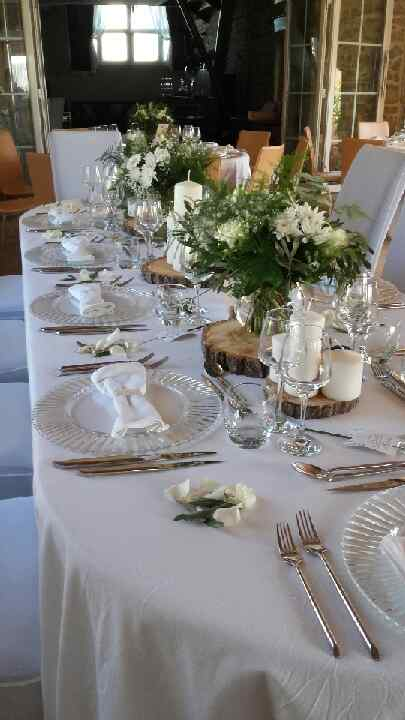 centre de table de mariage montpellier fleur par nature montpellier