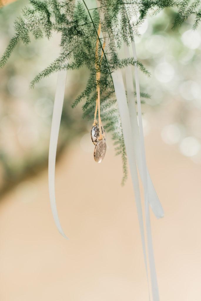 penditif de bouquet de mariée  fleur par nature montpellier