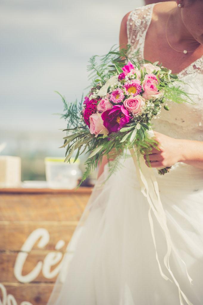 bouquet de mariée soutenue montpellier
