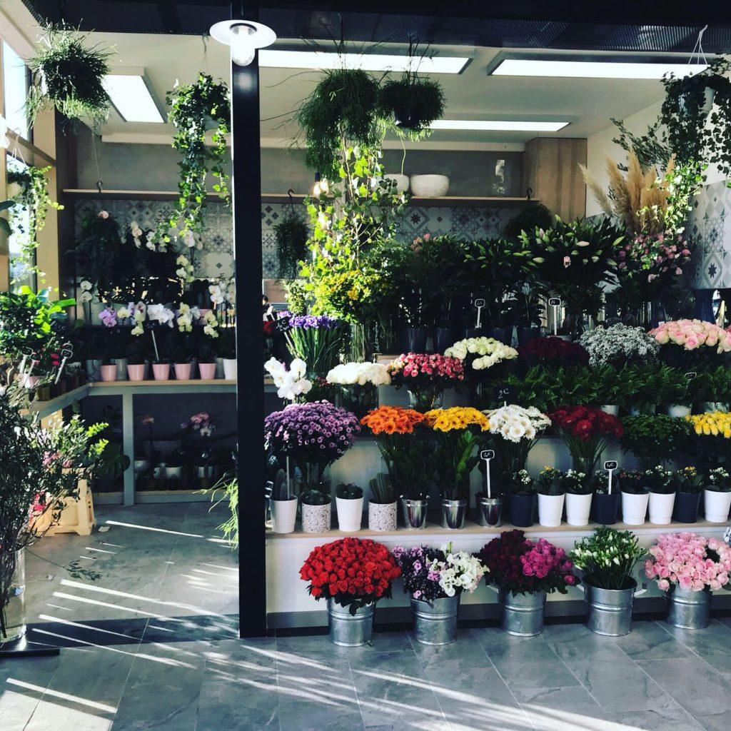 etal halle plaza Boutiques fleur benjamin jean fleuriste montpellier